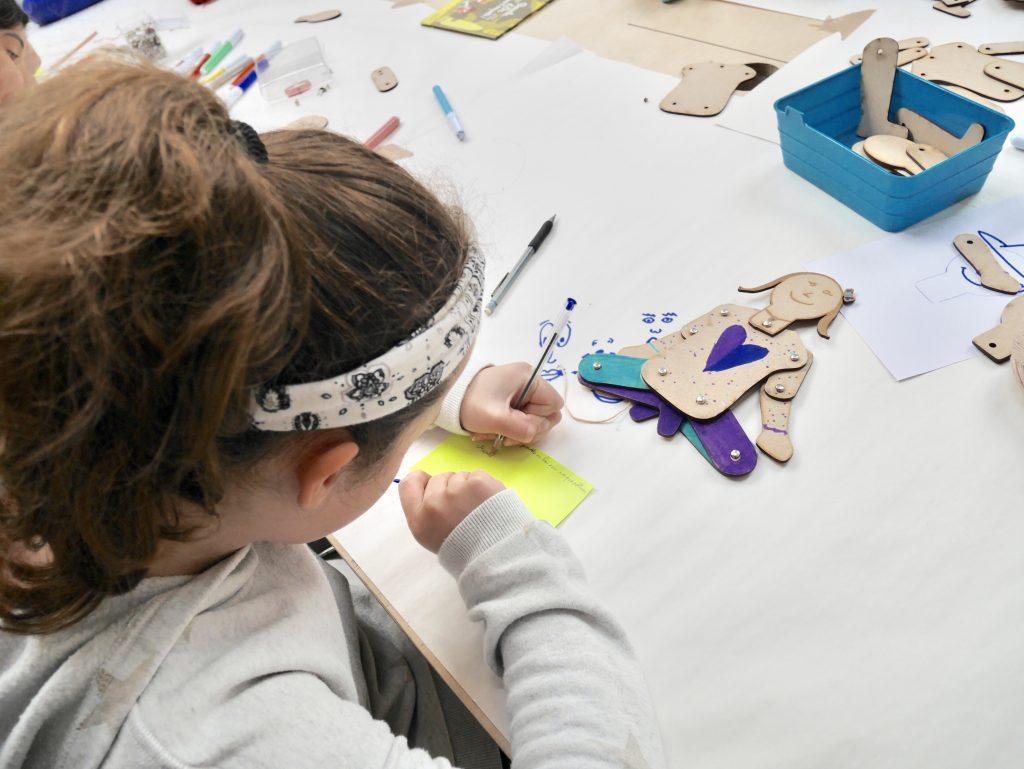 Ateliers enfant en entreprise