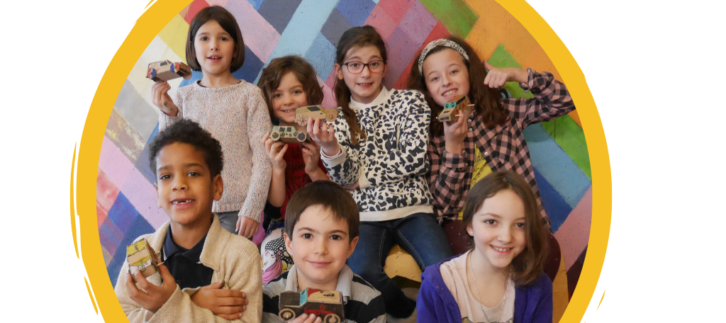 Activité extra scolaire enfant paris 6