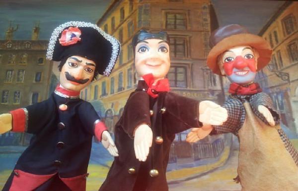 marionnettes