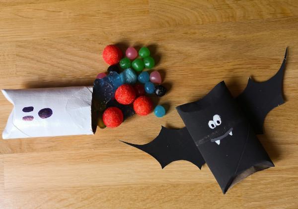 boite bonbons halloween