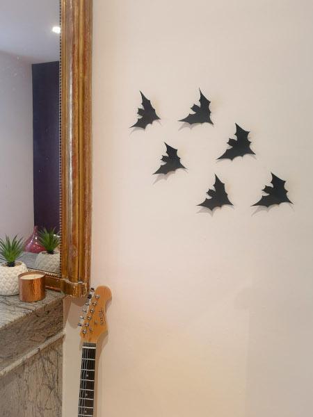 chauves-souris halloween