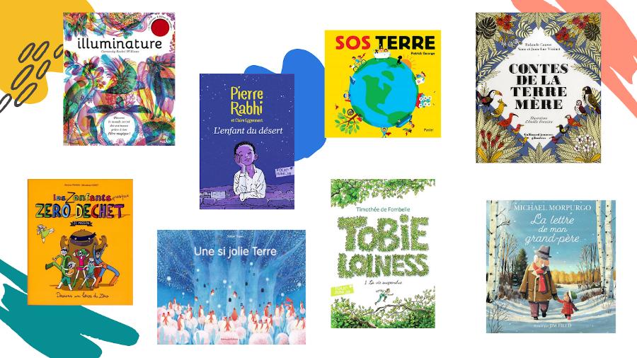 Nos 14 livres préférés sur l'environnement pour enfants